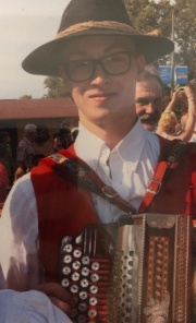 Daniel Gfrerer, Obmann