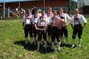 Gruppenfoto Teuchner Buam aus 2010