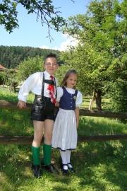 Sadnig Buam & Dirndln, Flattach