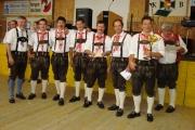 Preisplatteln in Lavamünd am 06. Juni 2010 - Pokalübergabe (2. Platz)