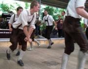 5 Jahr-Jubiläum am 11. Juli 2010 - Schuhplattler