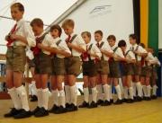 60 Jahr-Jubiläum 2010 - Vorstellung der jüngsten Schuhplattler