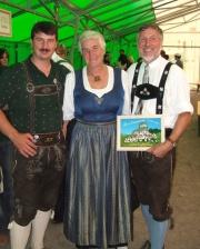 30-Jahr-Jubiläum 2006 mit Mathilde und LO Naschenweng u. Klaus Kraßnitzer