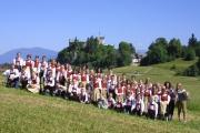 Kinder-Jugendvolkstanz- und Schuhplattlergruppe Fürnitz