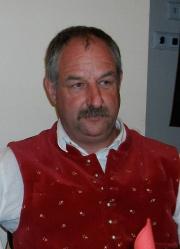 Obmann Gottfried Hohenberger