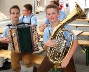30-Jahrjubiläum 2015 - Junge Musikanten